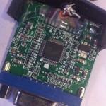 HDMI_VGA_PCB